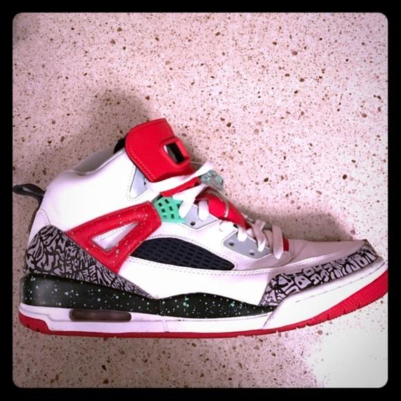 quality design 7aae5 06206 Nike Jordan Spizikes Size 12